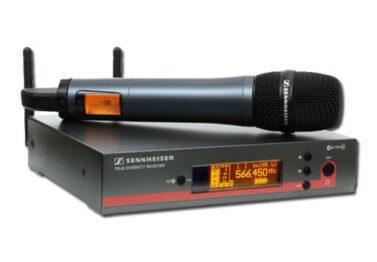 Mikrofon mieten Heppenheim
