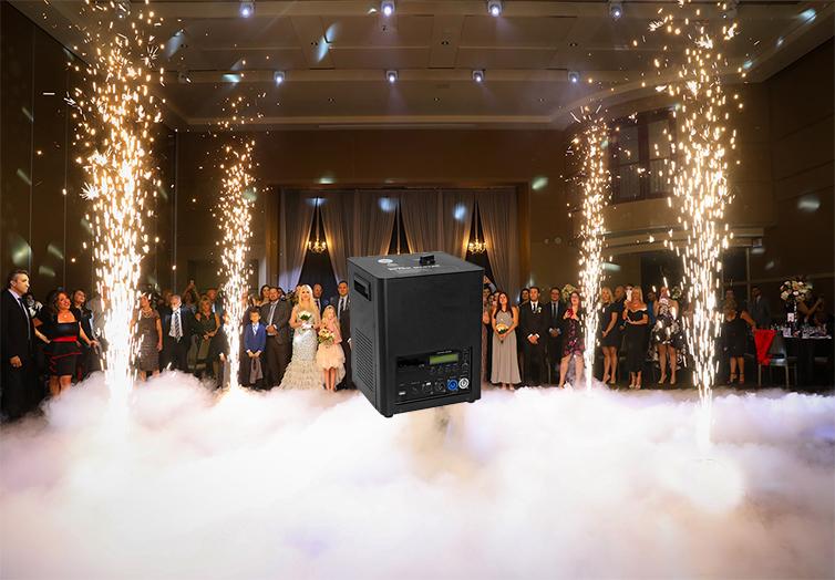 Sparkular Maschine Hochzeit